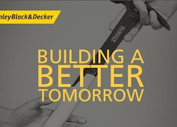 Leadership Development Program - Electrical Engineering Associate at Stanley Black & Decker