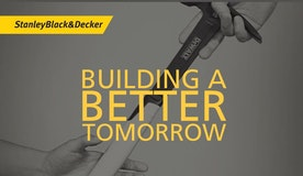 Product Manager at Stanley Black & Decker