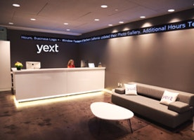 Senior User Experience Designer at Yext