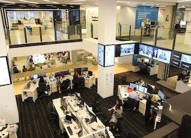 Janitor at The Washington Post