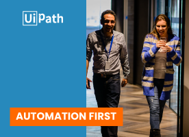 RPA PROJECT MANAGER at UiPath