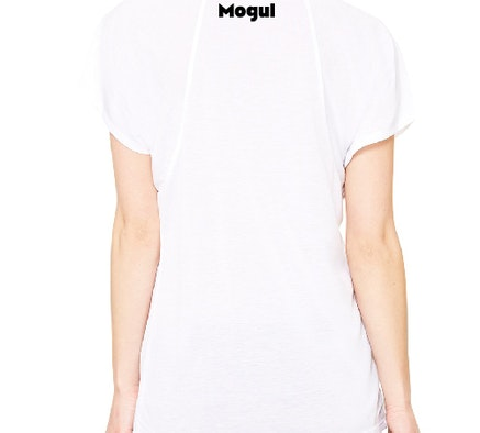 I AM A MOGUL White Shirt