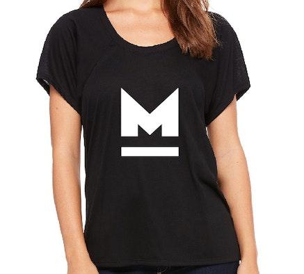 M Black Shirt
