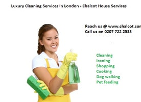 Luxury Cleaning Services In London - Chalcot House Services