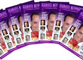 Fearless Netpreneur Magazine Review And Huge Bonus