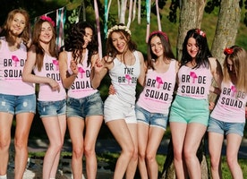 BRIDE SQUAD Colletion by Bling Chicks