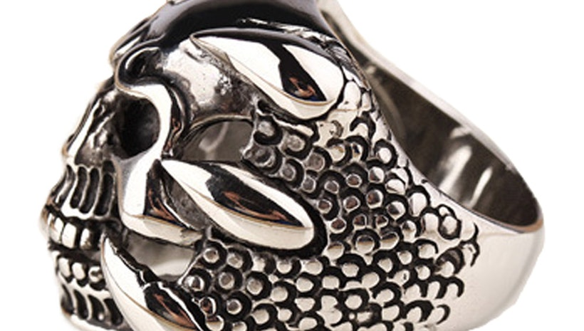 Men's Skull Rings - Symbol of Musculature