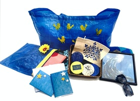 #WorldEnvironmentDay Handmade crafts Fundraising for Charity Water