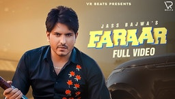 Faraar - Jass Bajwa Lyrics