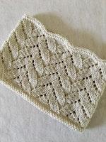 Joie de Weave Pretty Lacey Knit Cowl