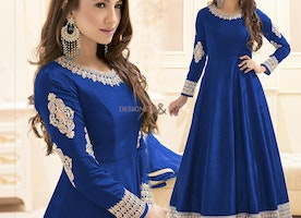 Buy Online Stylish Anarkali Dress For Charming Young Girls