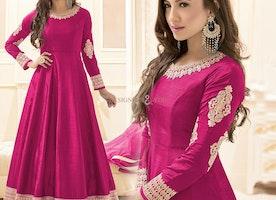 Best Indian Anarkali Salwar Kameez With Splendid Design Online
