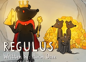 Prolific Children's Author Aaron Ozee Will Release New Book Regulus June 24th