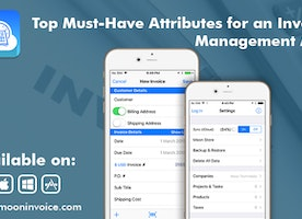 Top Must Have Attributes for an Invoice Management App