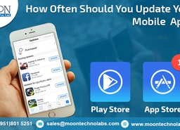 What should be the frequency of Mobile App Updates?