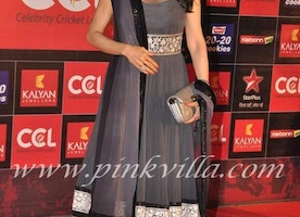 GLORIOUS GRAY AND BLACK SALWAR KAMEEZ