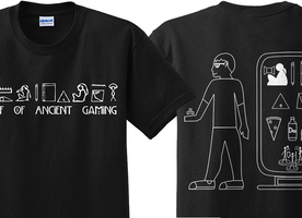 Proof of Ancient Gaming Tee