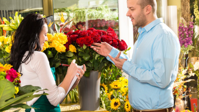 4 tips for choosing the perfect wedding florist mogul. Black Bedroom Furniture Sets. Home Design Ideas