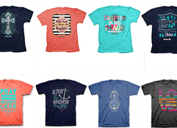 Clothing Christian T-Shirts Share Your Faith