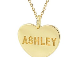 solid-14k-gold-dainty-heart-disc-charm-pendant-personalized-necklace-laser-deep-engraved-any-name