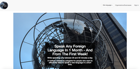 How to Learn to Speak Any Foreign Language in 1 Month? And Since the First Week!