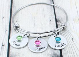 Personalized Bracelet for Women