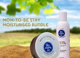 Moisturised Bundle Set for Pregnancy