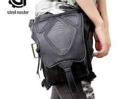 Steam Punk Messenger Waist Bags