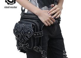 Steam Punk Shoulder Waist Pack Bags