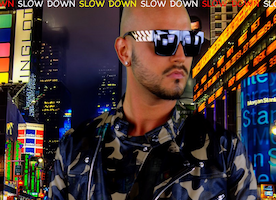 "Jordan Freewood ""Slow Down"""