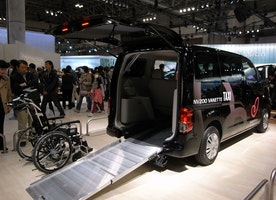 The benefits of wheelchair accessible vehicles