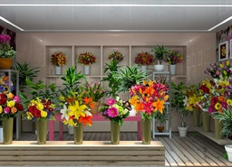 How The Flower Shop Meet Your Needs Of Flower Bouquets