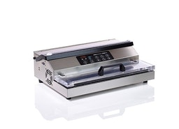 VacMaster PRO380 Suction Vacuum Sealer with Extended 16″ Seal Bar