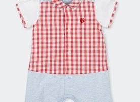 BUY LOVELY CORAL TUTTO PICCOLO BABYGROW