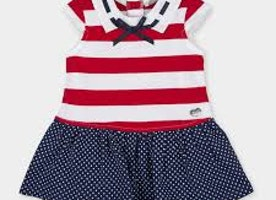 BUY TUTTO PICCOLO AMAZING NAVY BLUE & RED OUTFIT