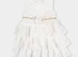 BUY TUTTO PICCOLO GORGEOUS OFF WHITE DRESS