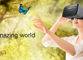 A New World Awaits with Virtual Reality