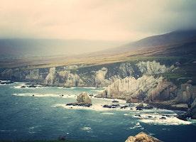 Irish Cliffs Photography