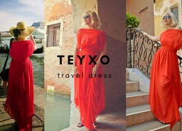 The Best Travel Dress from TEYXO
