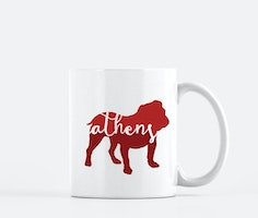 Athens coffee mug
