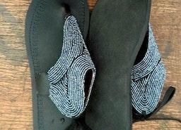 African sandals, Masai sandals