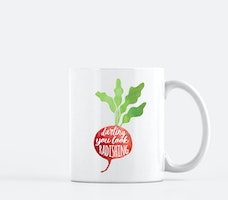 You Look Radishing coffee mug