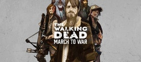 The Walking Dead: March to War already appears on Google Play and App Store