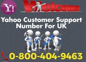 How To Contact Genuine Yahoo Support Center? Dial 0-800-404-9463 Yahoo Customer Help Number UK
