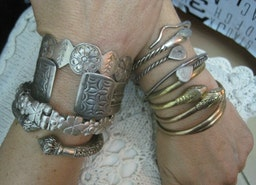 Vintage Statement Ethnic Jewelry at Anteeka