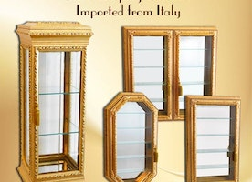 Elegant Italian Curio Cabinets To Perfectly Display Your Treasured Collectibles