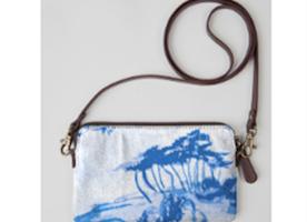 Clutch bag japanese design