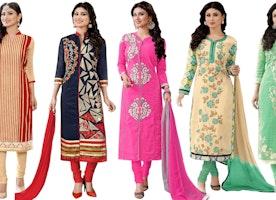 Pakistani Dresses Designs: Latest Pakistani Suits & Designer Pakistani Dress With Palazzo Salwars