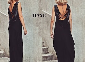 This outstanding dress from TEYXO will rock your world!