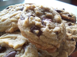 Ghirardelli Chocolate Chunk Cookies